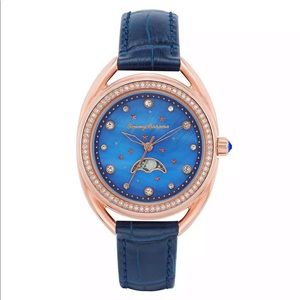 Tommy Bahama Blue Moon Watch Womens Rose Gold